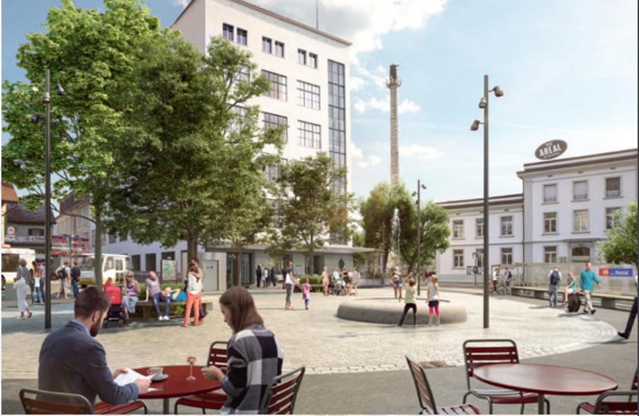 Leserbrief zur Neugestaltung des Neuhauser Industrieplatzes